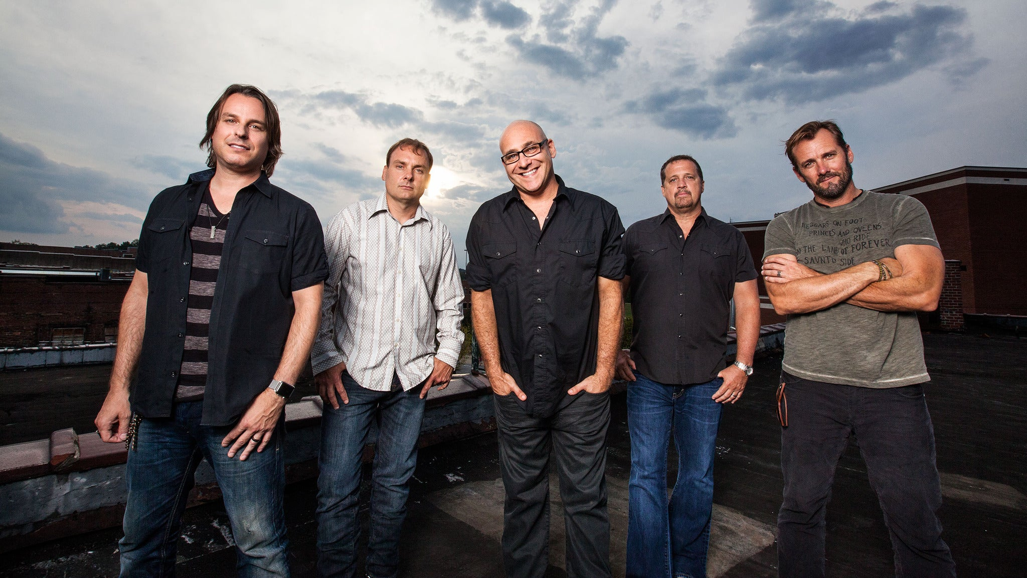 Sister Hazel at 8 Seconds Saloon