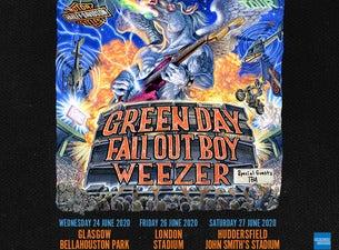 Hella Mega Tour: Green Day, Fall Out Boy & Weezer, 2021-06-28, Glasgow