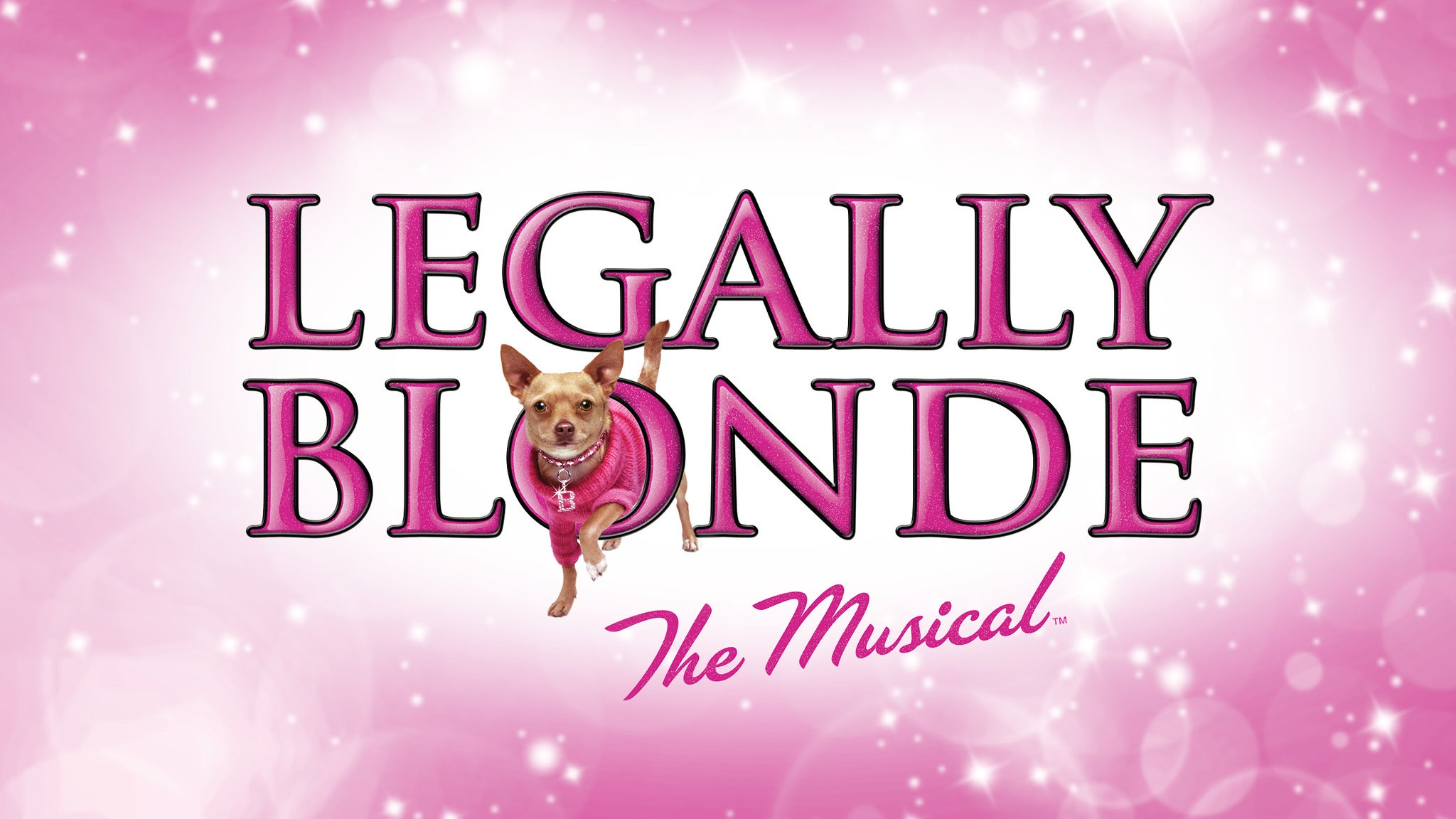 Legally Blonde at Palace Theatre Waterbury-CT
