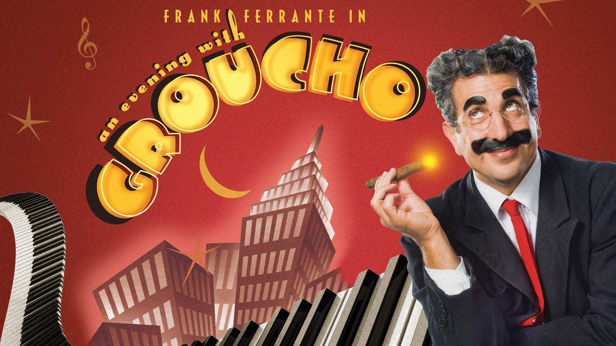 An Evening of Groucho w/ Frank Ferrante