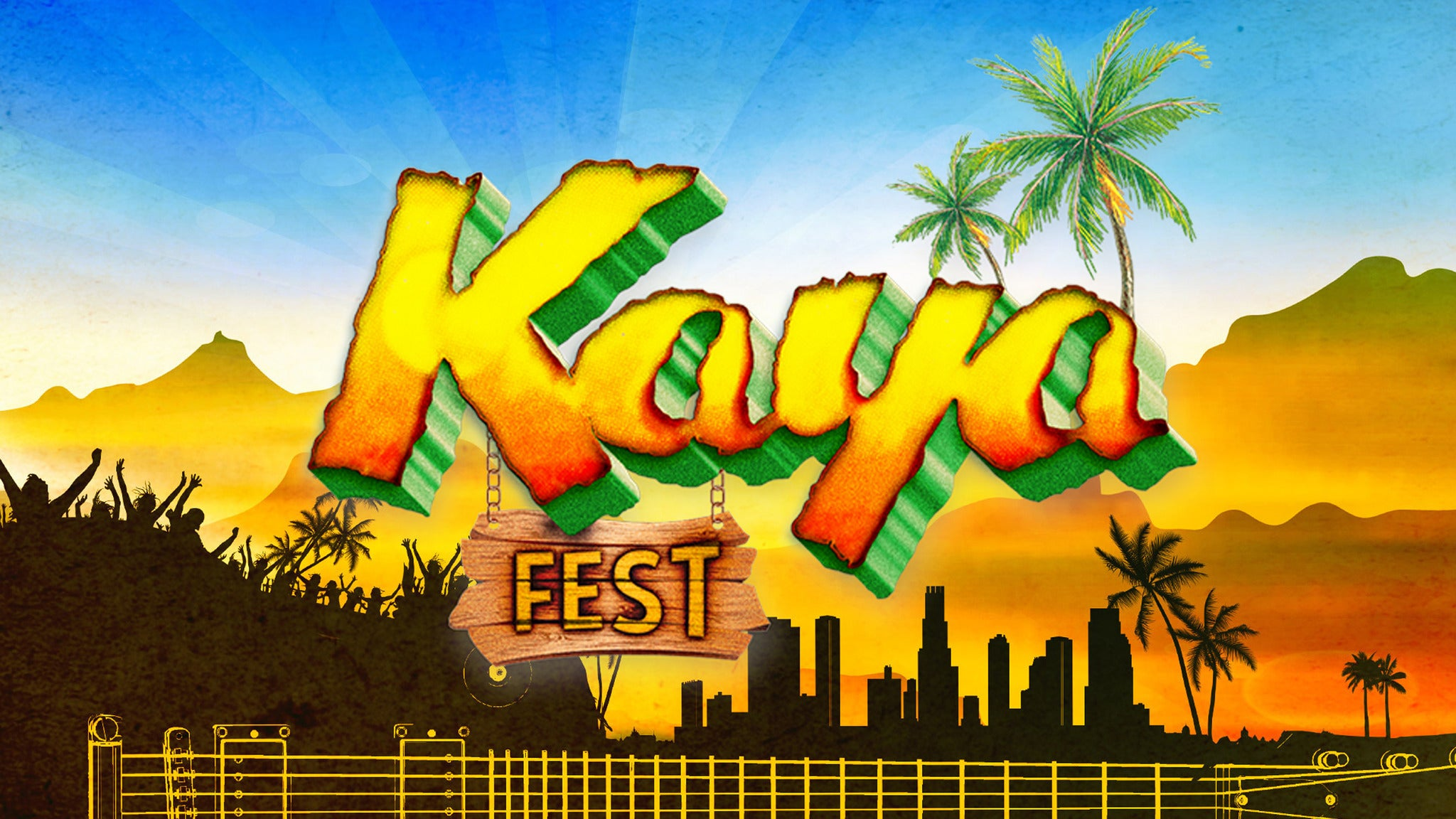 Kaya Fest at NOS Events Center