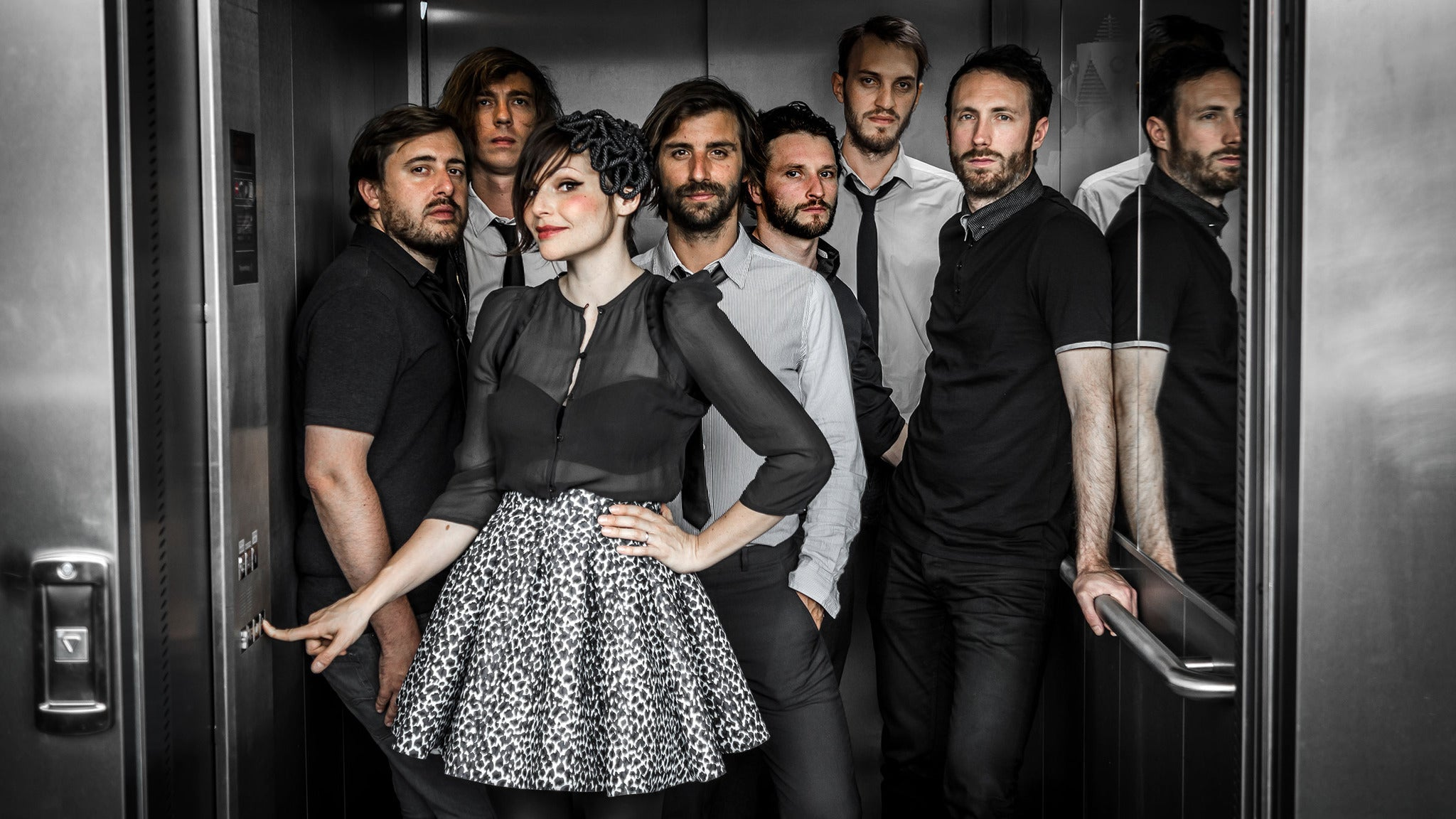 Caravan Palace at Fox Theater - Oakland