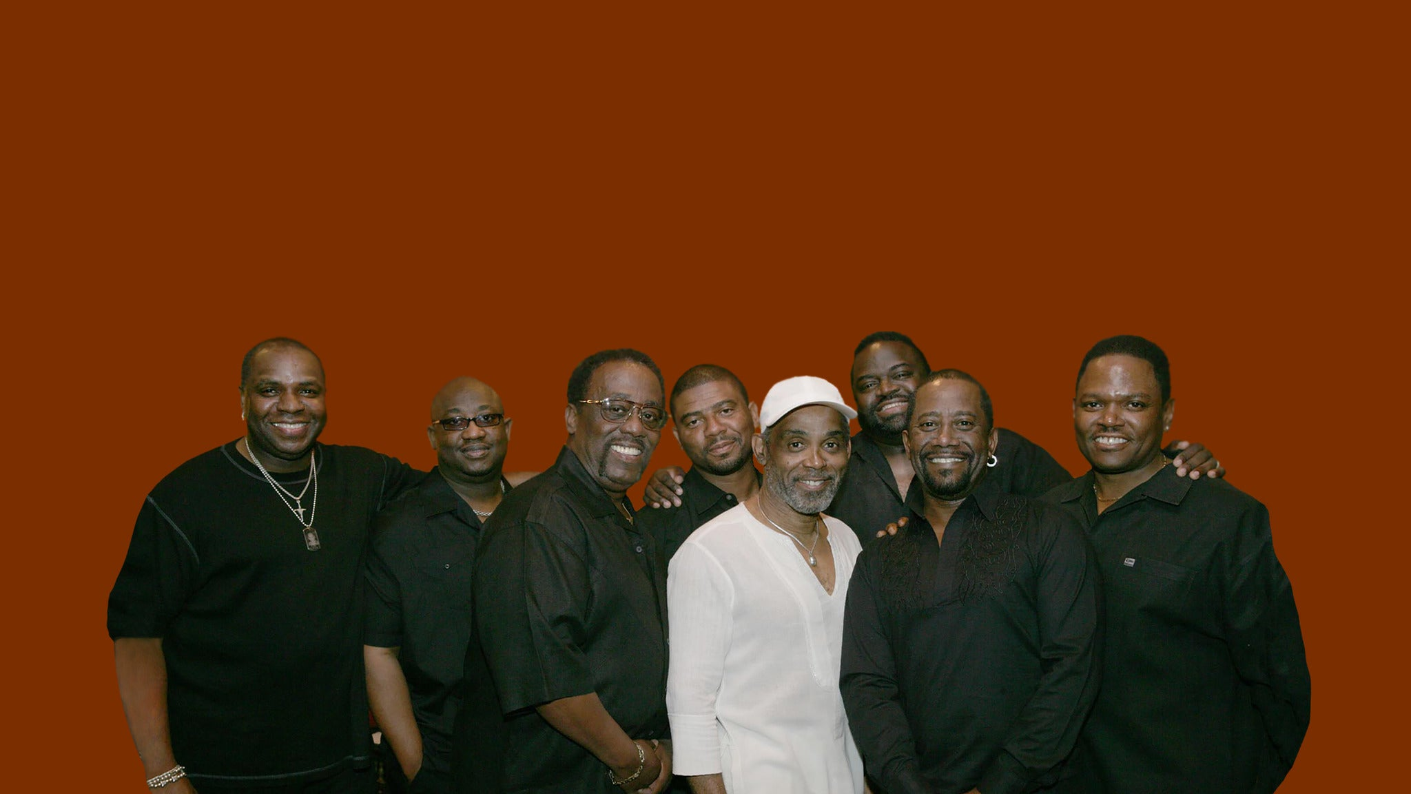 Maze Feat. Frankie Beverly at Greek Theatre