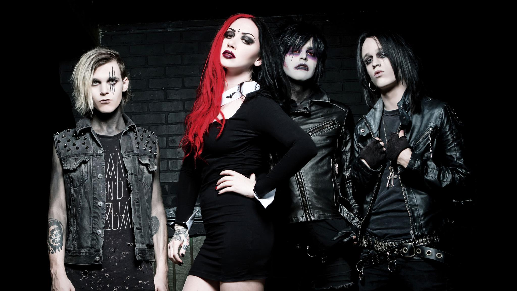 New Years Day at Mesa Theatre & Club