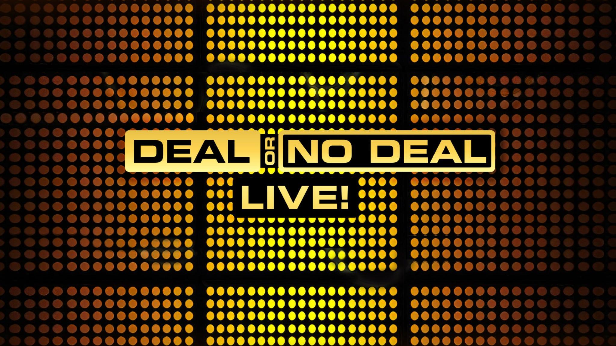 Deal or No Deal Live at Harrah's Resort Atlantic City