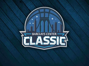 Barclays Center Classic Presented by Honda