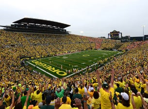 Oregon Ducks Football vs. Stanford Cardinal Football