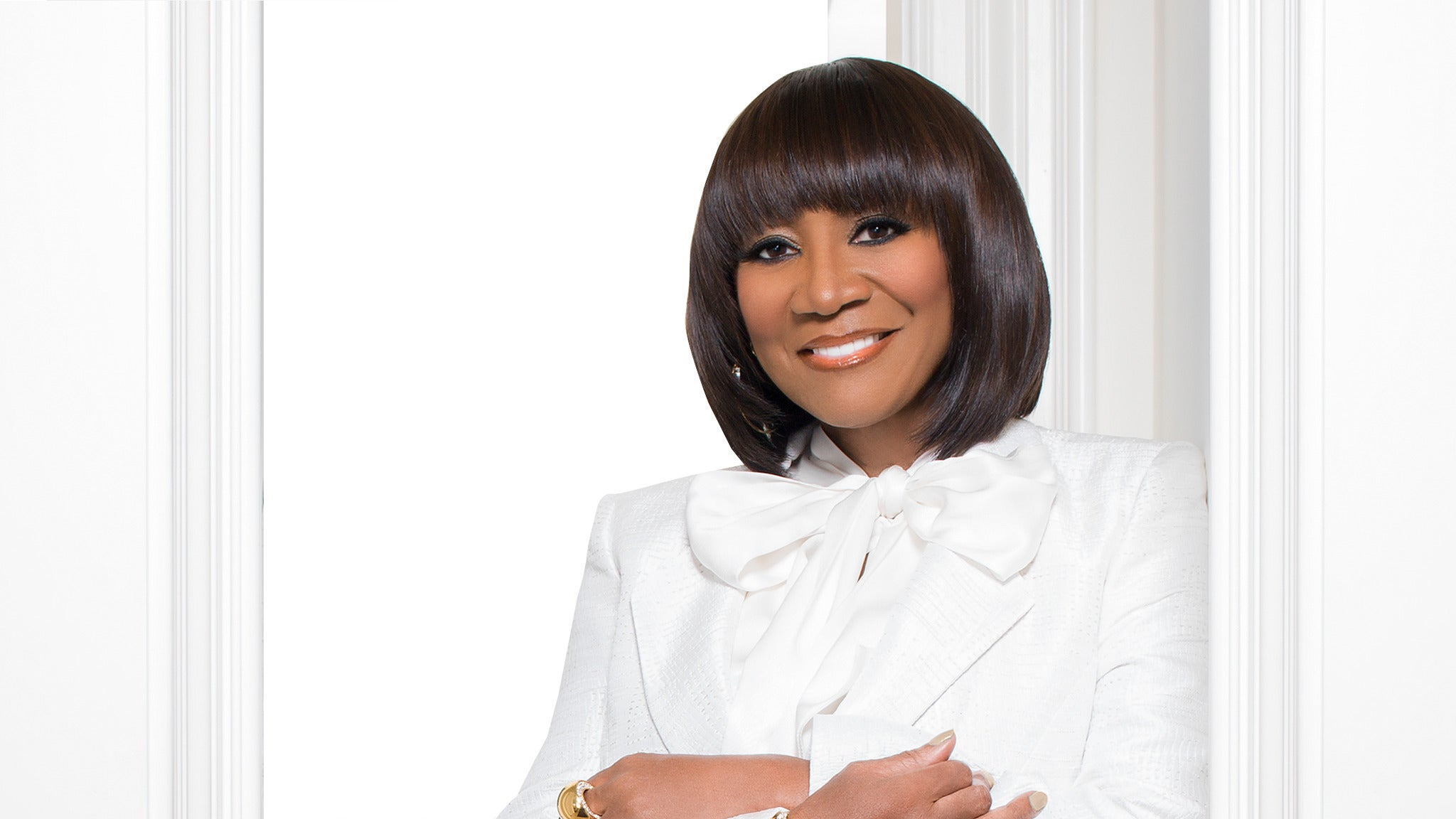 Patti LaBelle & Queen Latifah at Los Angeles County Fair