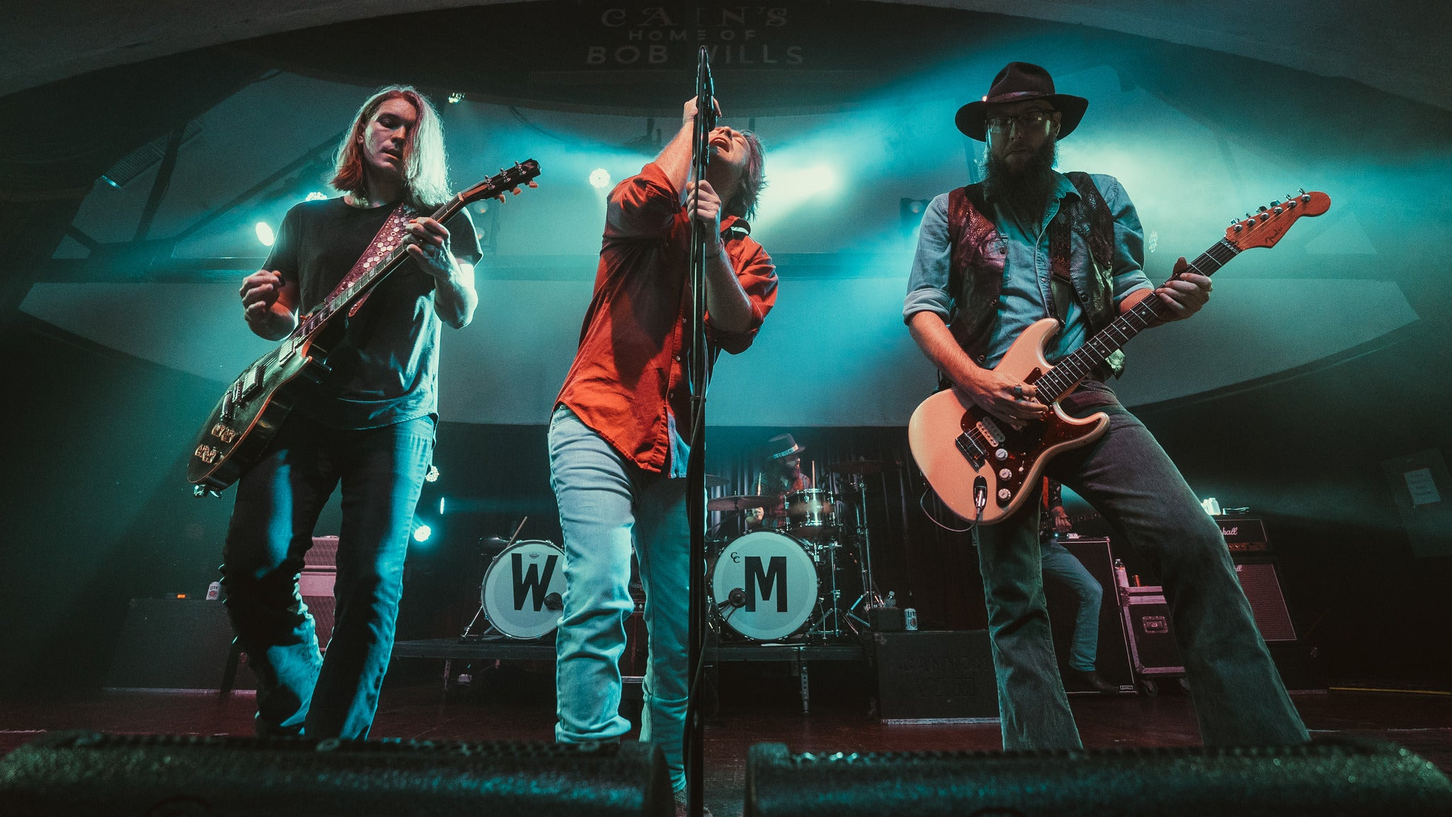 Whiskey Myers at Manchester Music Hall