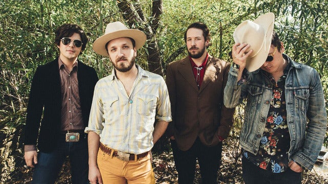 (SOLD OUT) The Wild Feathers