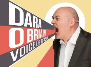 Dara O'Briain - Voice of Reason Seating Plan Sheffield City Hall and Memorial Hall