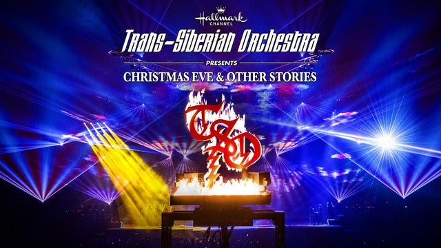 Trans-Siberian Orchestra 2019 Presented By Hallmark Channel