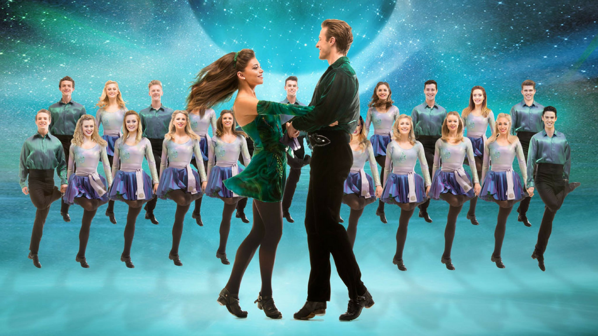 Riverdance (Touring) at Montgomery Performing Arts Centre - Montgomery, AL 36104