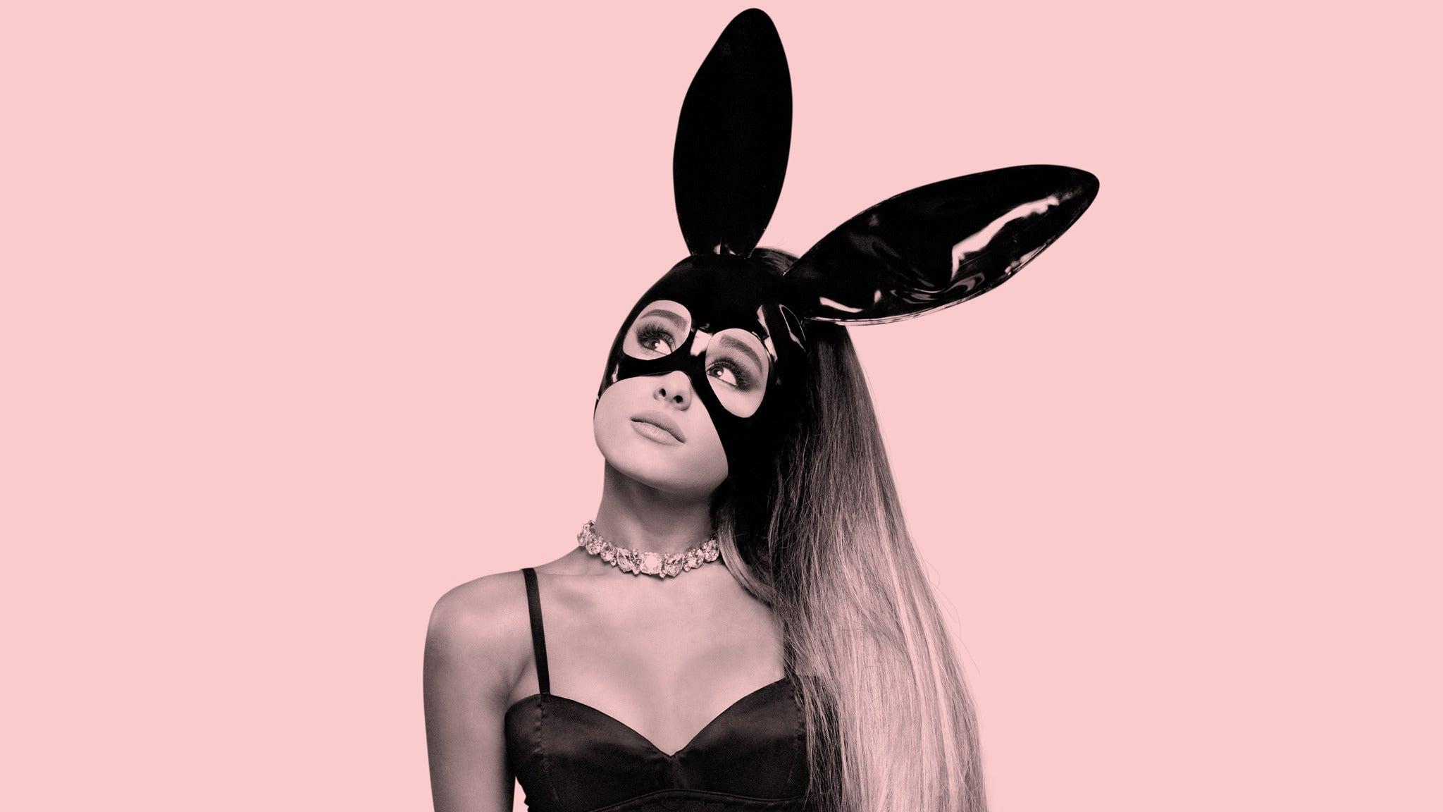 Ariana Grande: Dangerous Woman Tour at Mohegan Sun Arena