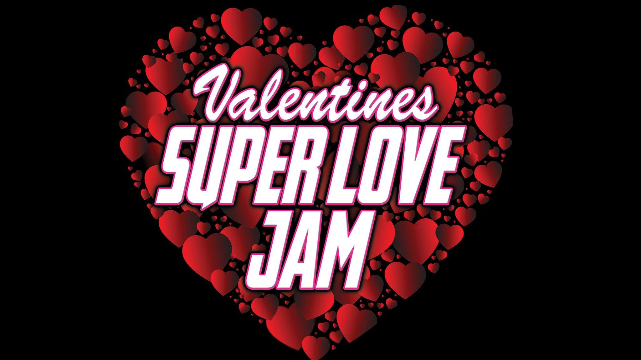 Mega 97.9 - Valentine's Super Love Jam