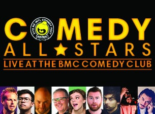 Comedy Allstars at Punch Line Comedy Club - San Francisco
