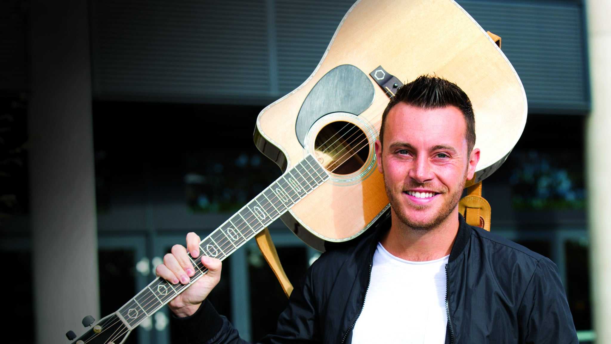 Nathan Carter at Adler Theatre