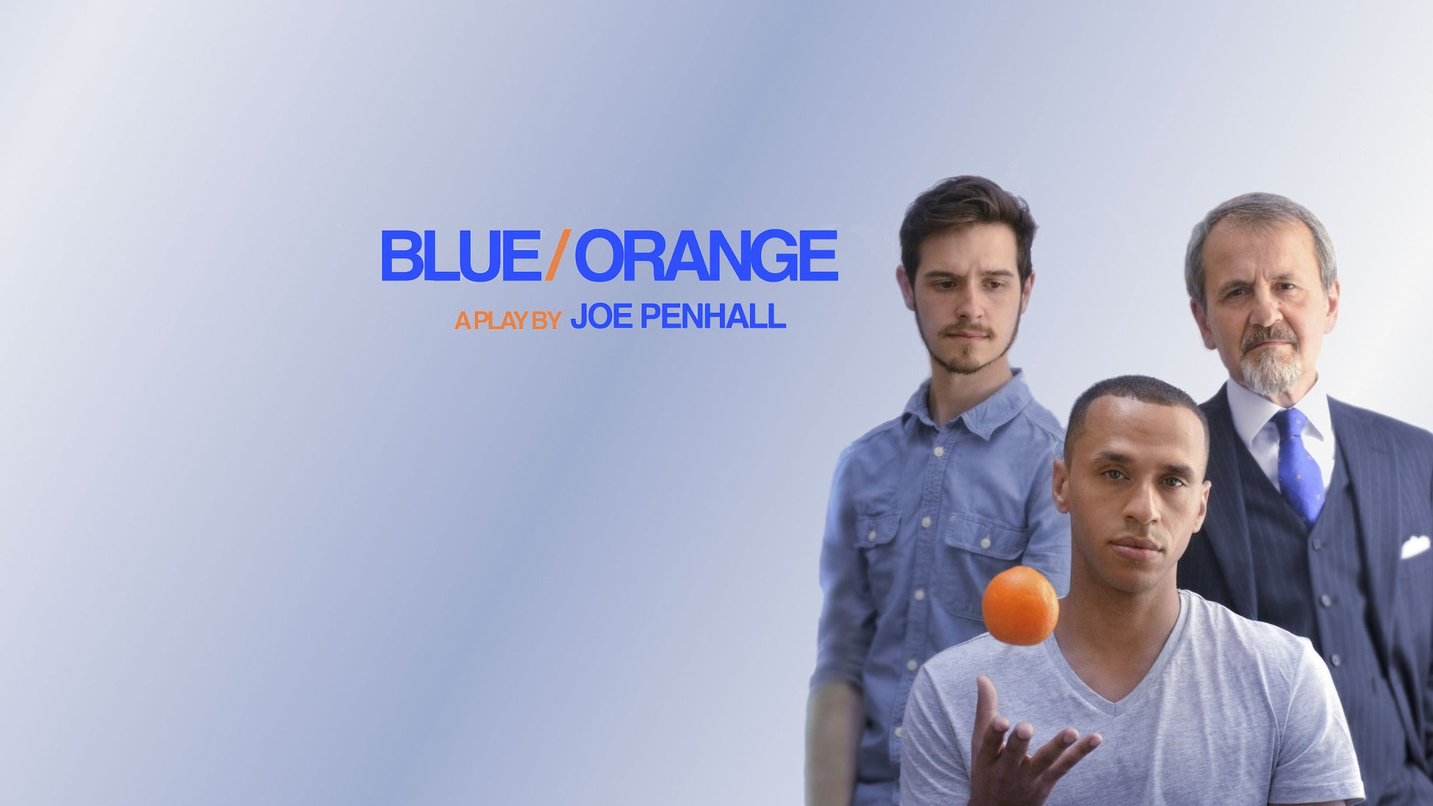 Blue/Orange at Royal George Theatre