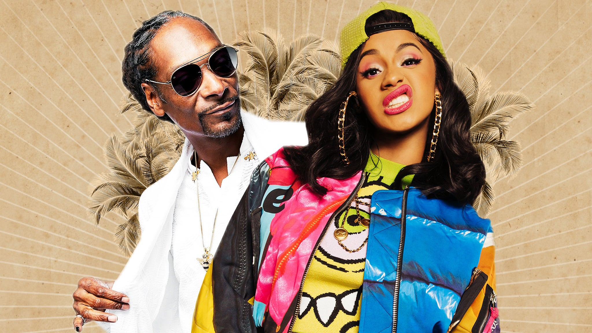 Dream Weekend: Snoop Dogg, Cardi B and Sublime with Rome