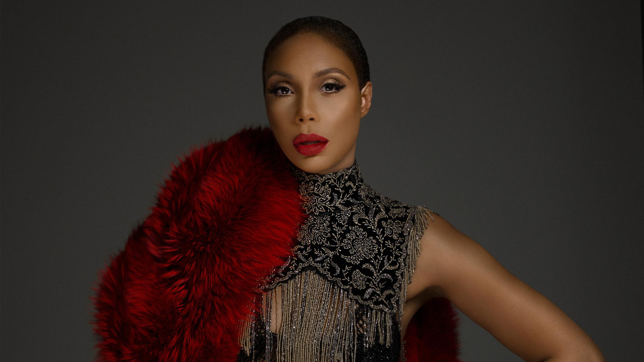 Tamar Braxton at Howard Theatre