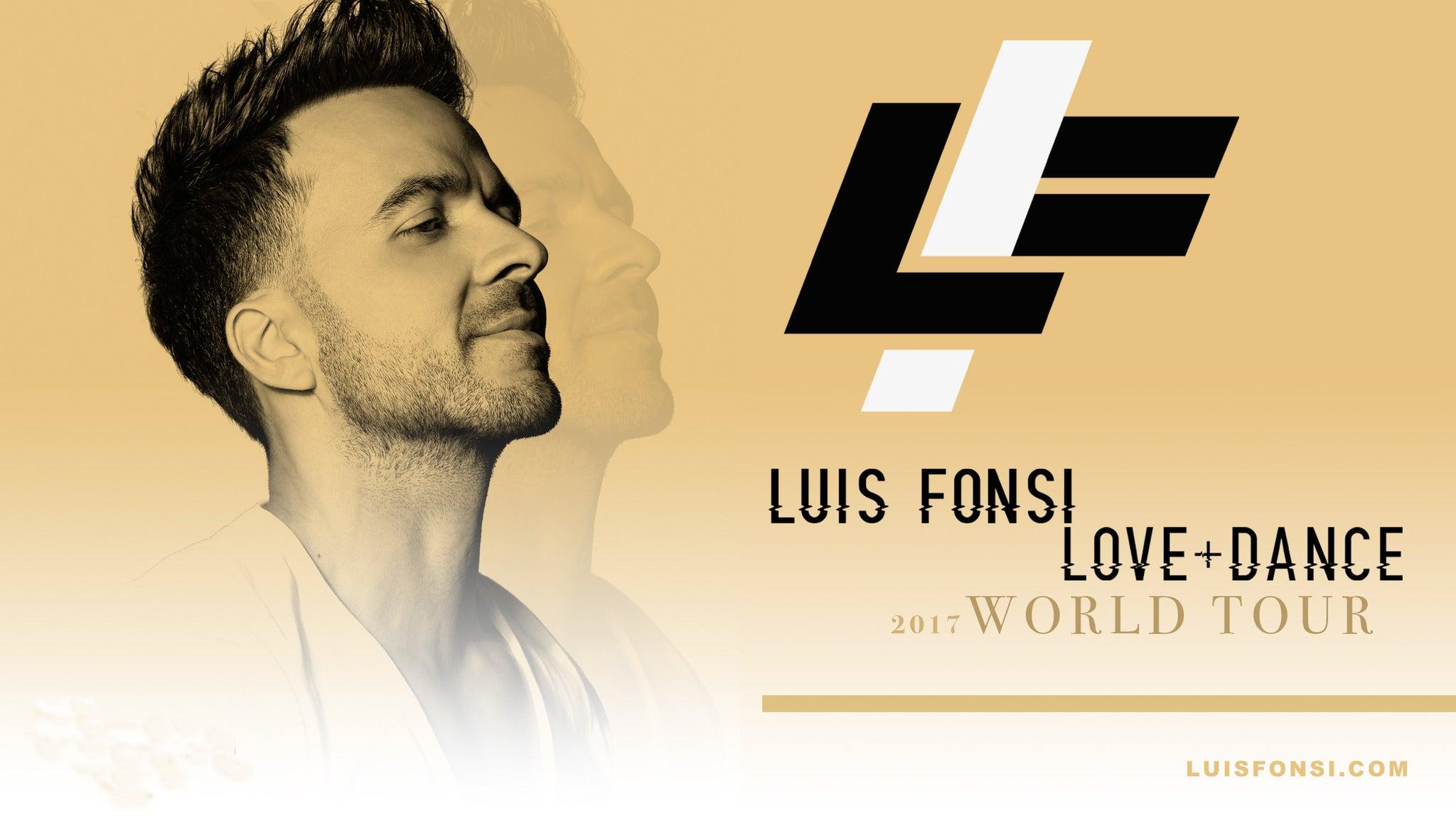 Luis Fonsi Love + Dance World Tour at Hard Rock Live Orlando