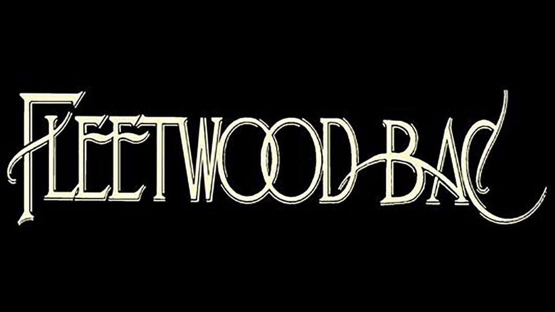 Fleetwood Bac tickets (Copyright © Ticketmaster)