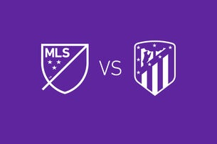 MLS All Stars v Atletico Madrid