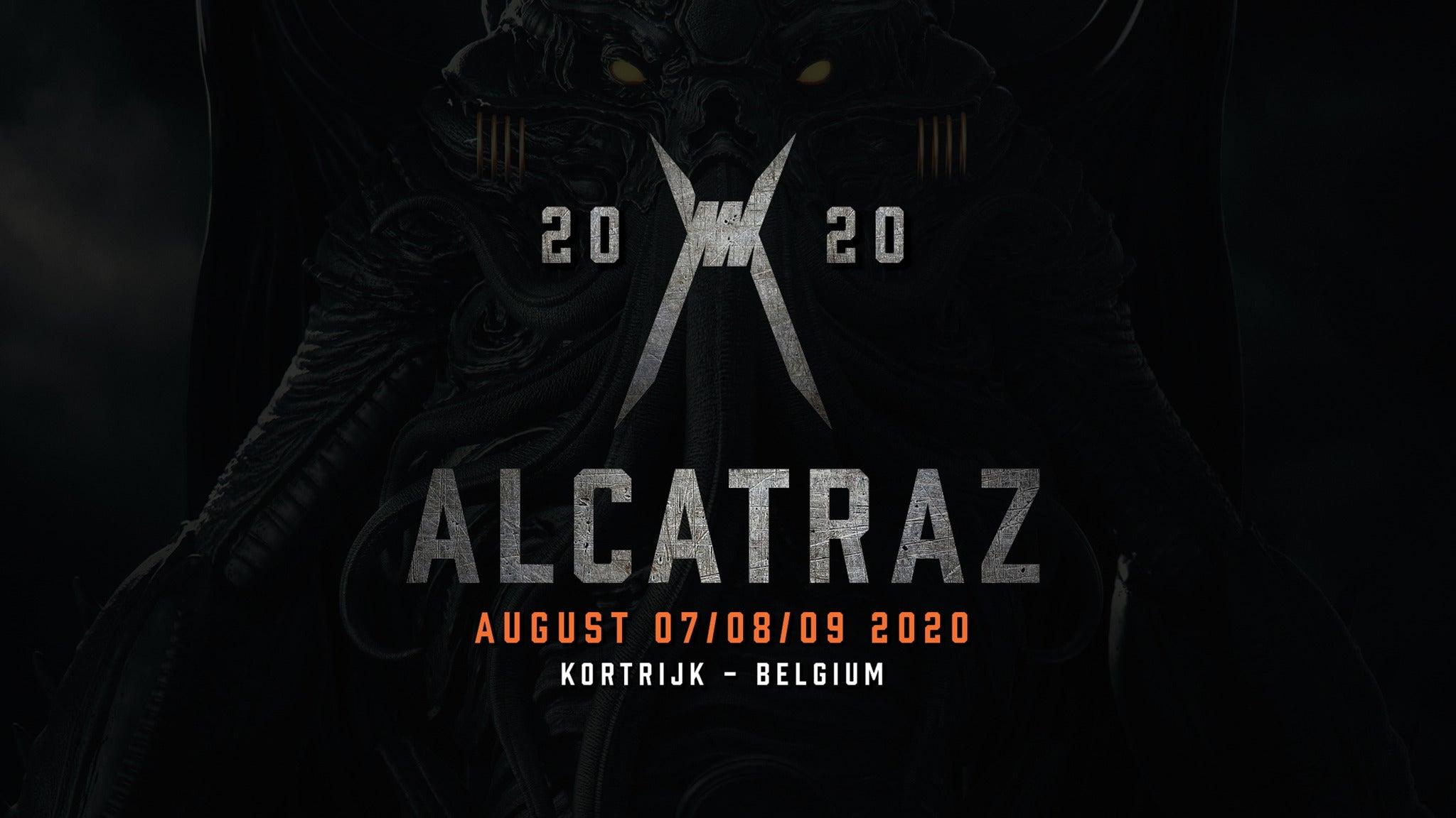 Alcatraz 2020