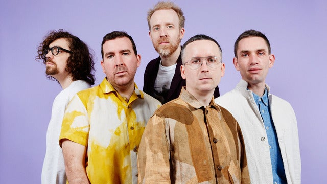 Hot Chip (Live) - August Hall One Year Anniversary Party
