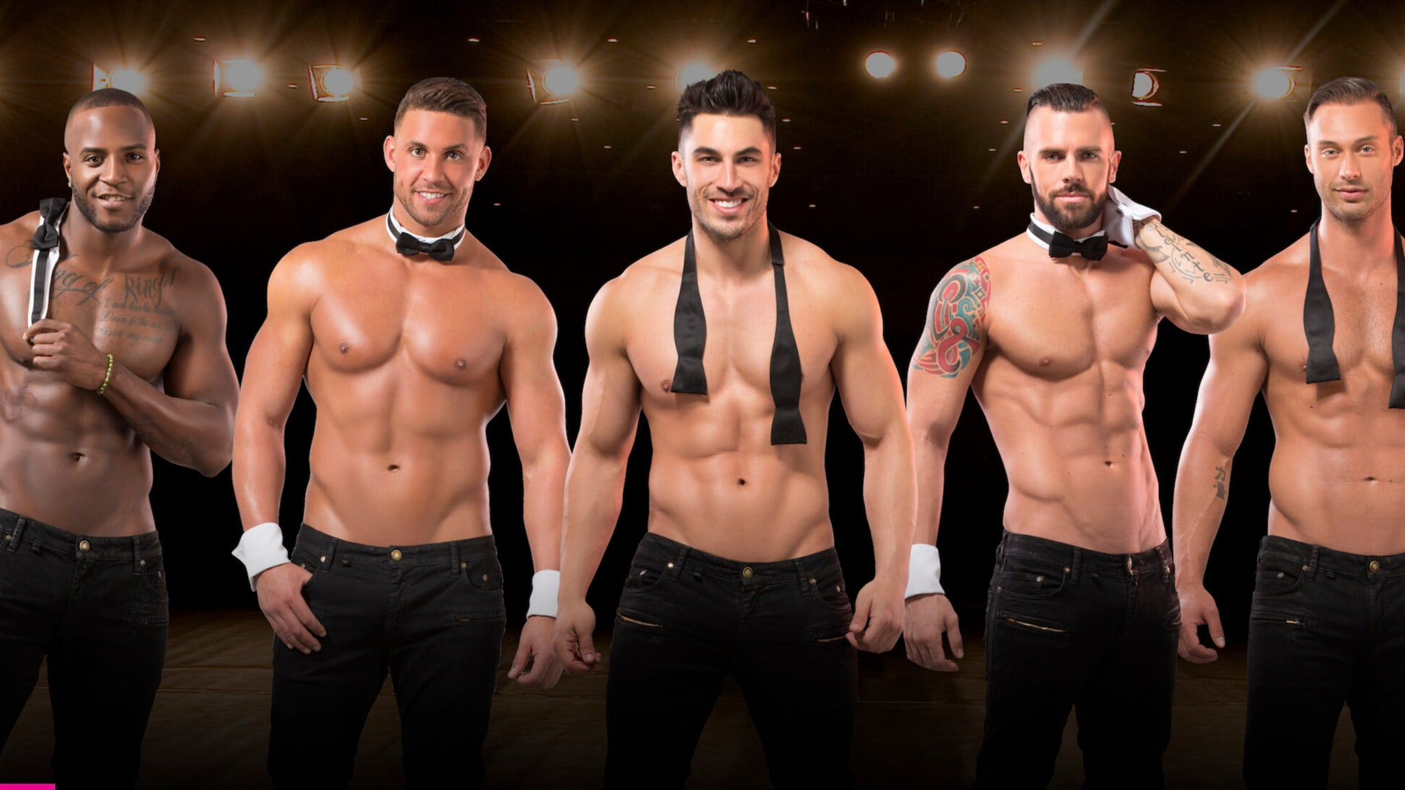 Chippendales 2020 Get Naughty Tour at The Wellmont Theater