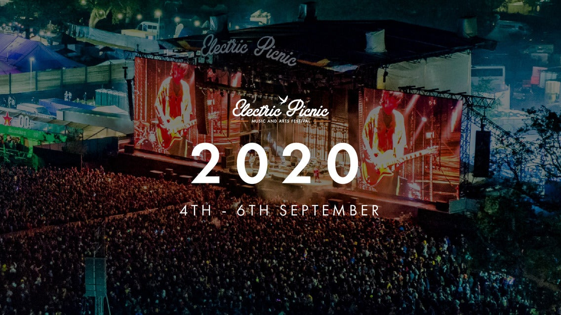 Image used with permission from Ticketmaster | Weekend Camping - Electric Picnic 2021 tickets