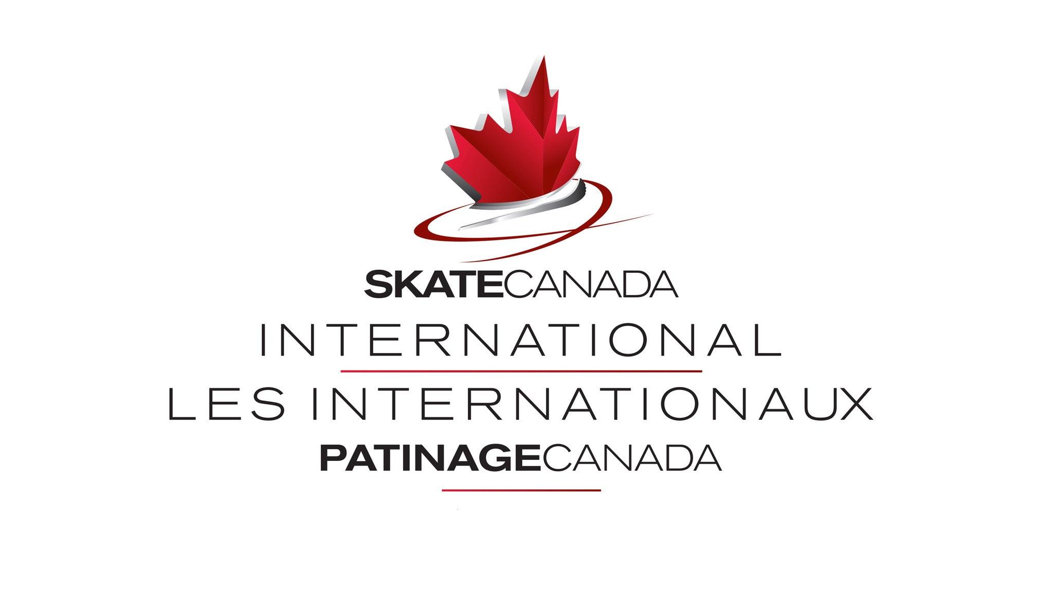 2017 Skate Canada International - Ladies & Ice Dance Free