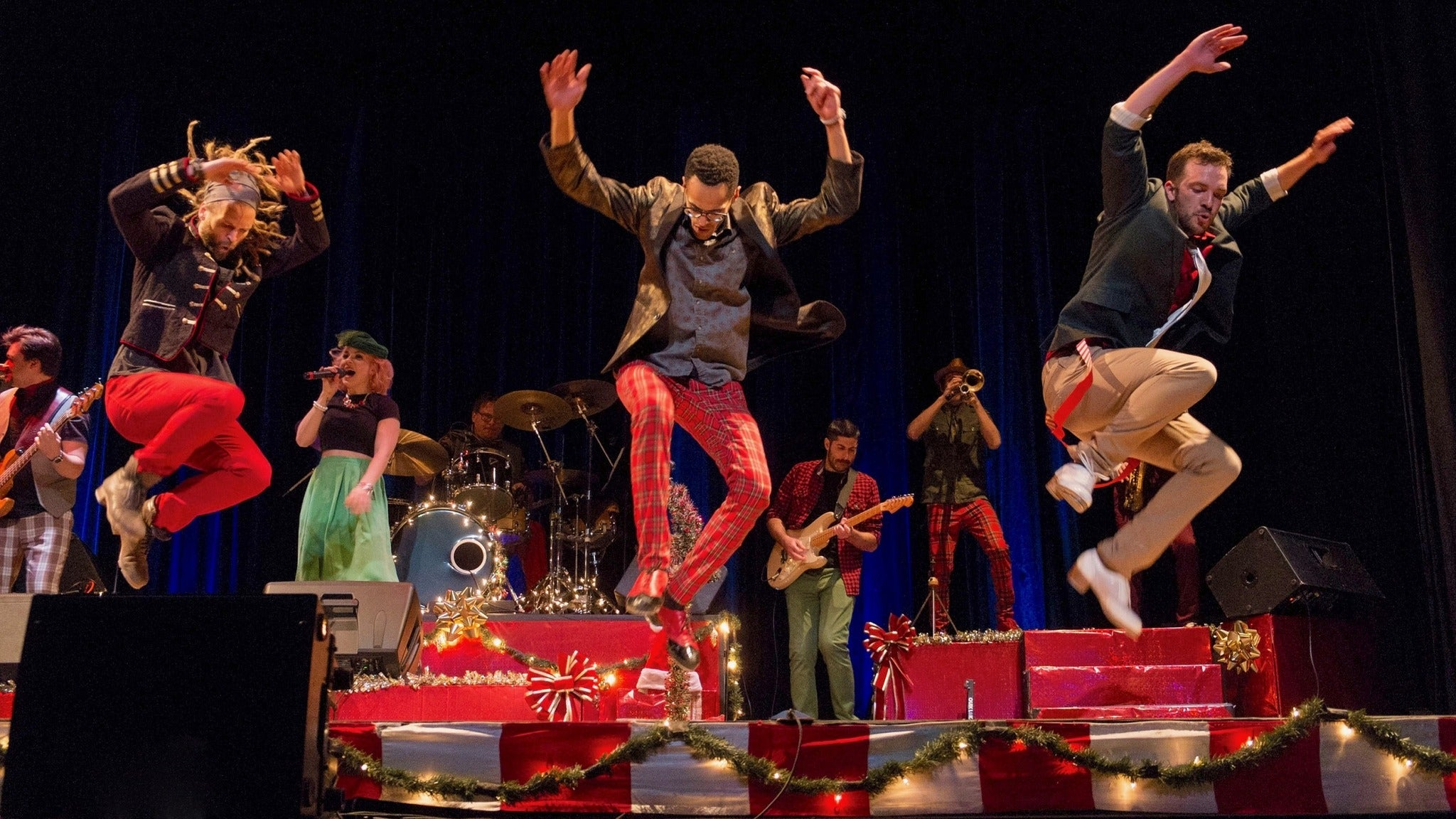 Rhythmic Circus at McCallum Theatre