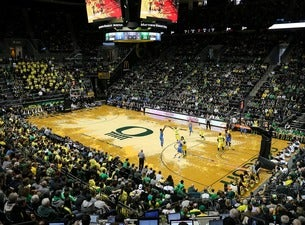 Oregon Ducks Men's Basketball vs Washington