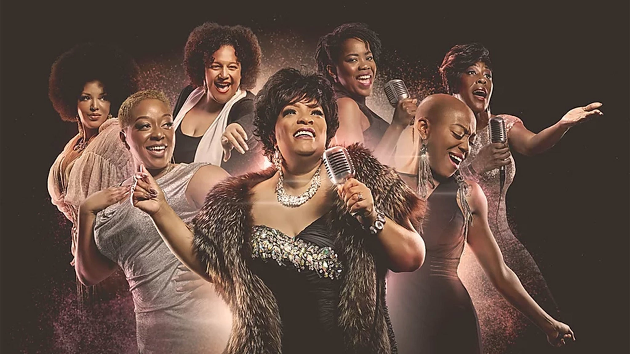 "Aretha Franklin Tribute Show ""Respect"""