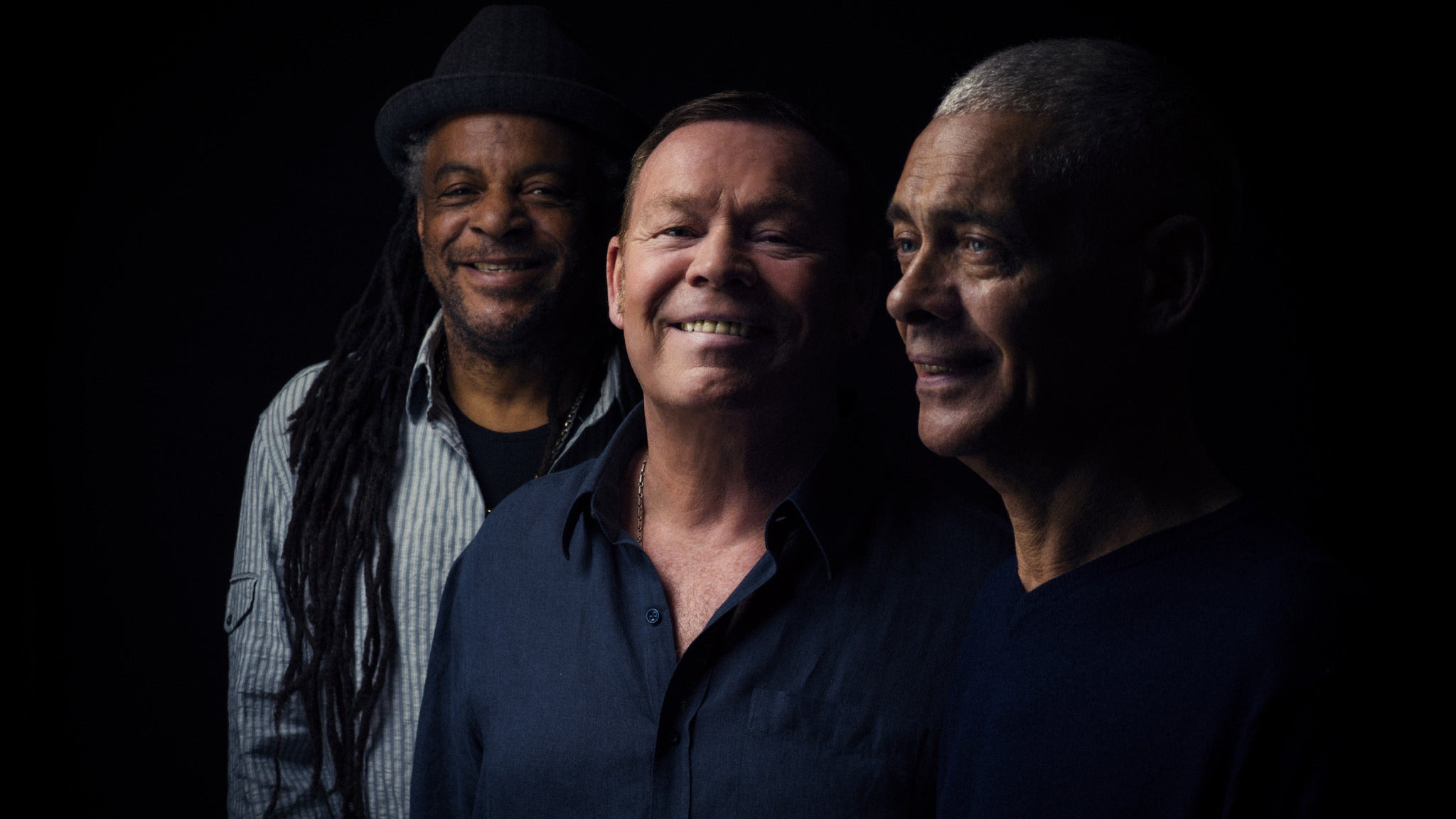 foto ticket Ub40 Feat Ali Campbell, Astro and Mickey Virtue