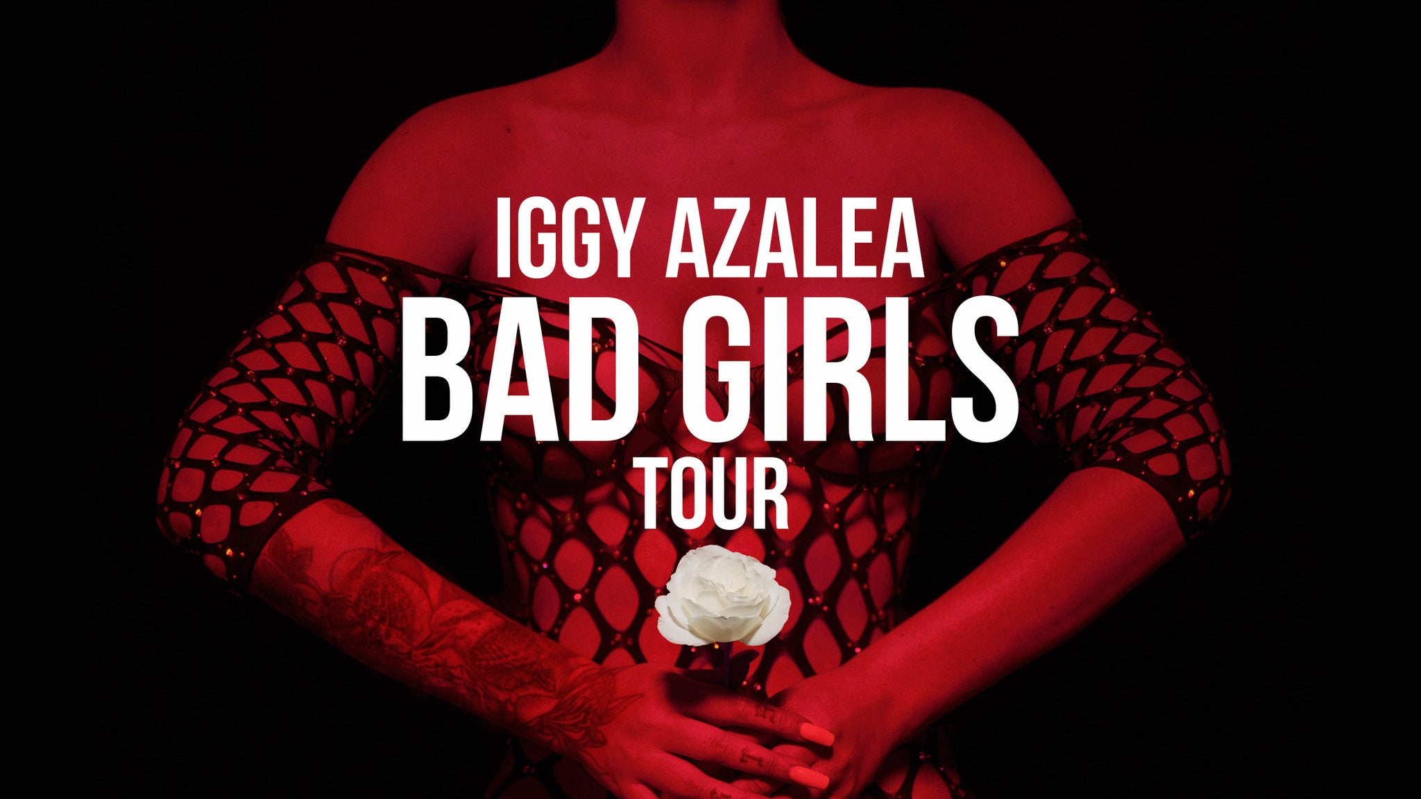 Iggy Azalea: Bad Girls Tour