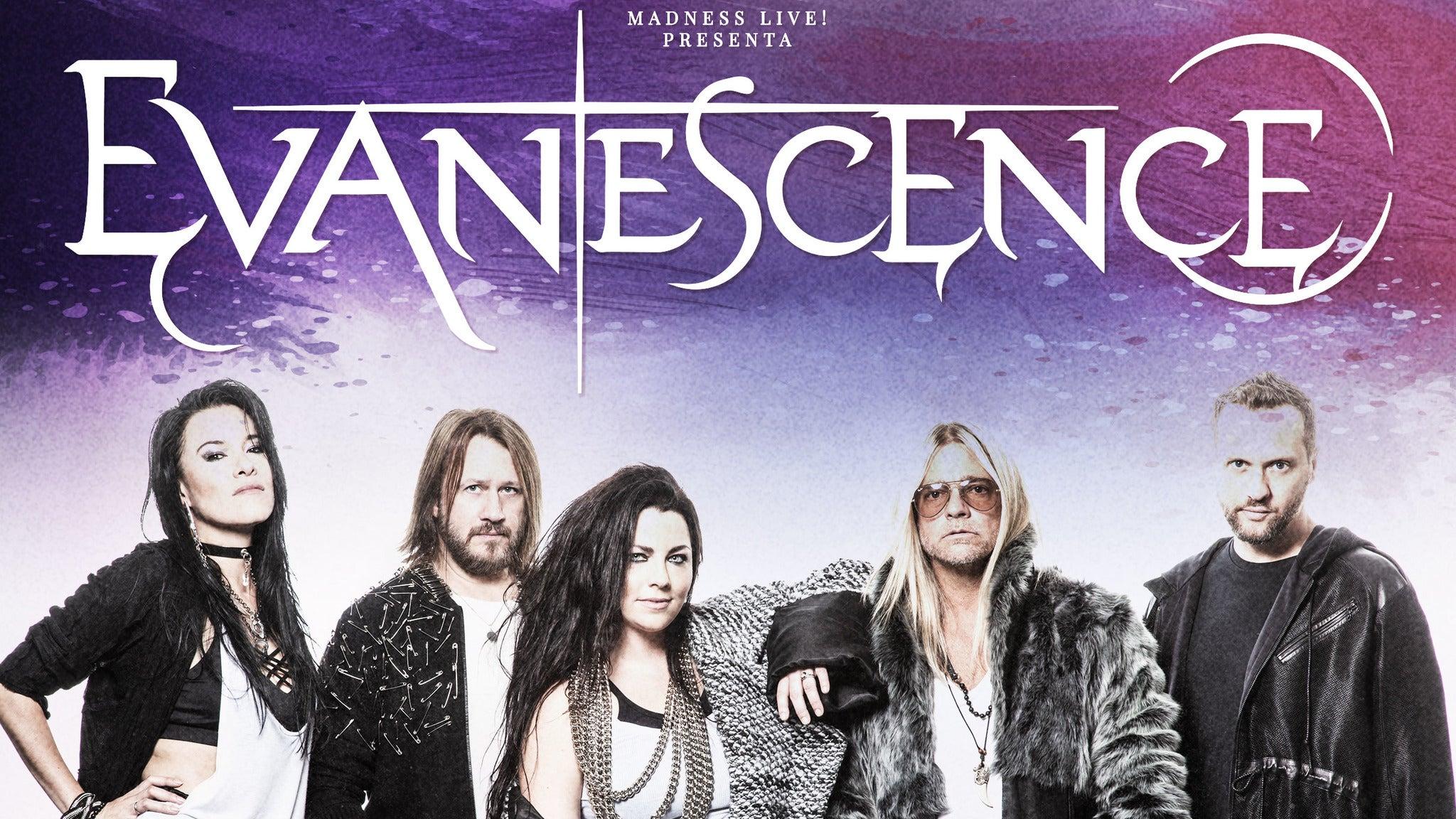 Evanescence + Halestorm at Gas South Arena