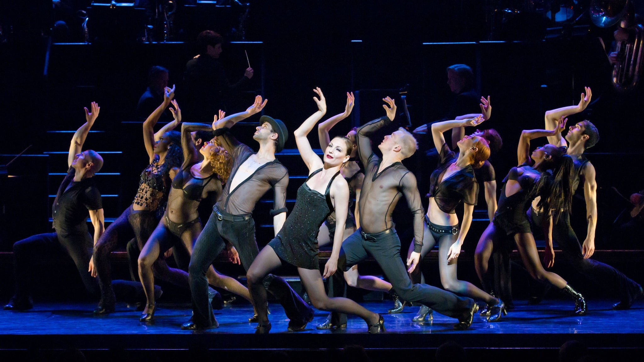 Chicago the Musical at Lyell B Clay Concert Theatre