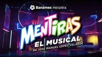 Mejor teatro presenta – Mentiras el musical sinfónico