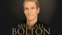 Michael Bolton: Love Songs Greatest Hits Tour Bridgewater Hall Seating Plan