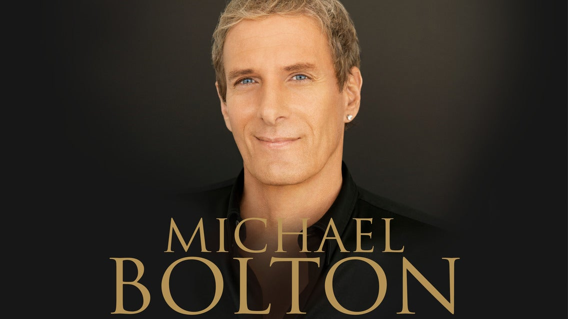 Michael Bolton: Love Songs Greatest Hits Tour Motorpoint Arena Cardiff Seating Plan
