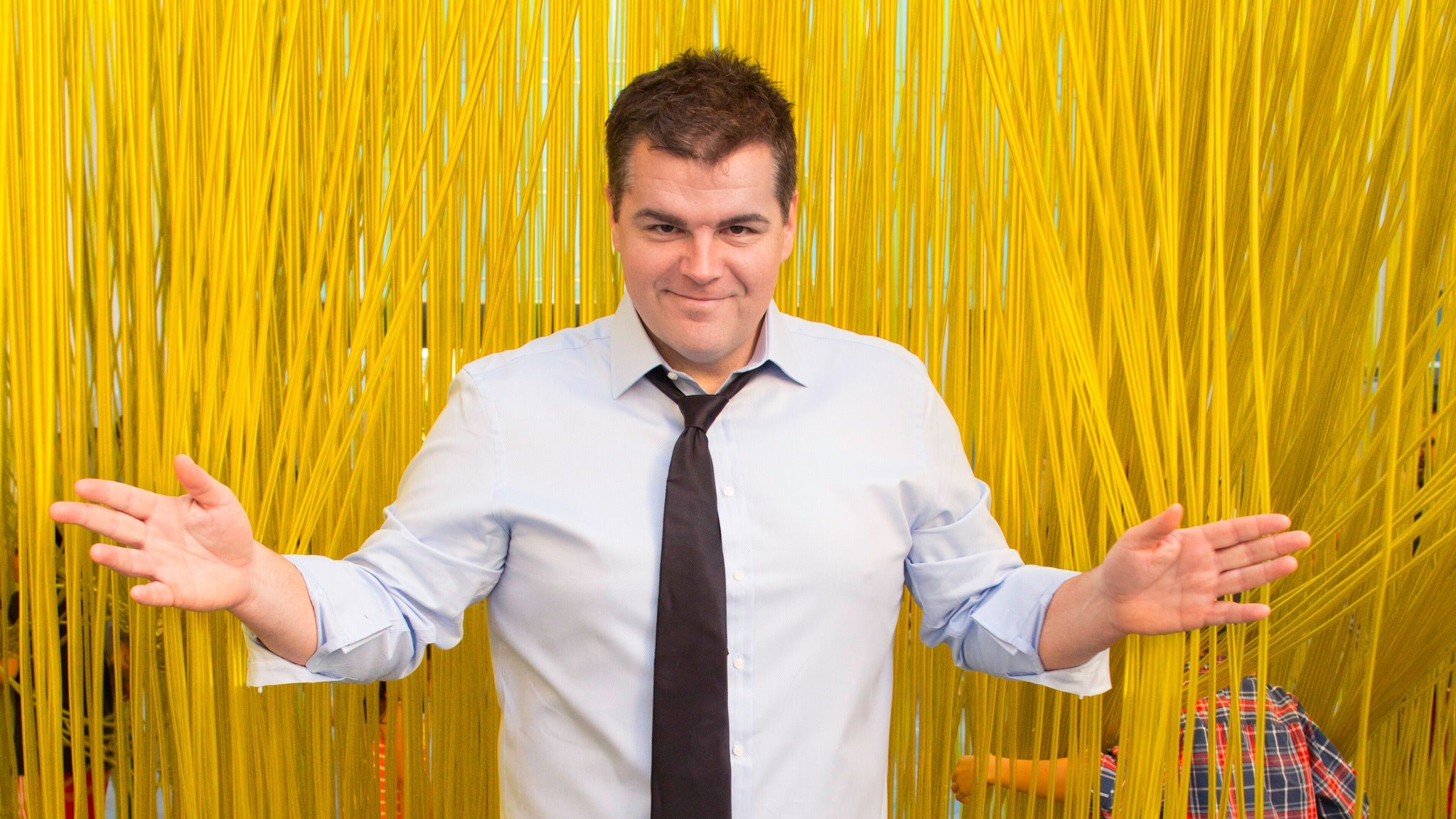 Ian Bagg at Oxnard Levity Live
