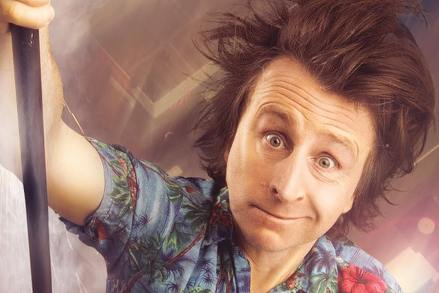 Milton Jones - Milton: Impossible tickets (Copyright © Ticketmaster)