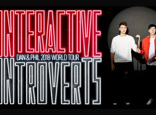 Dan And Phil 2018 World Tour - Interactive Introverts
