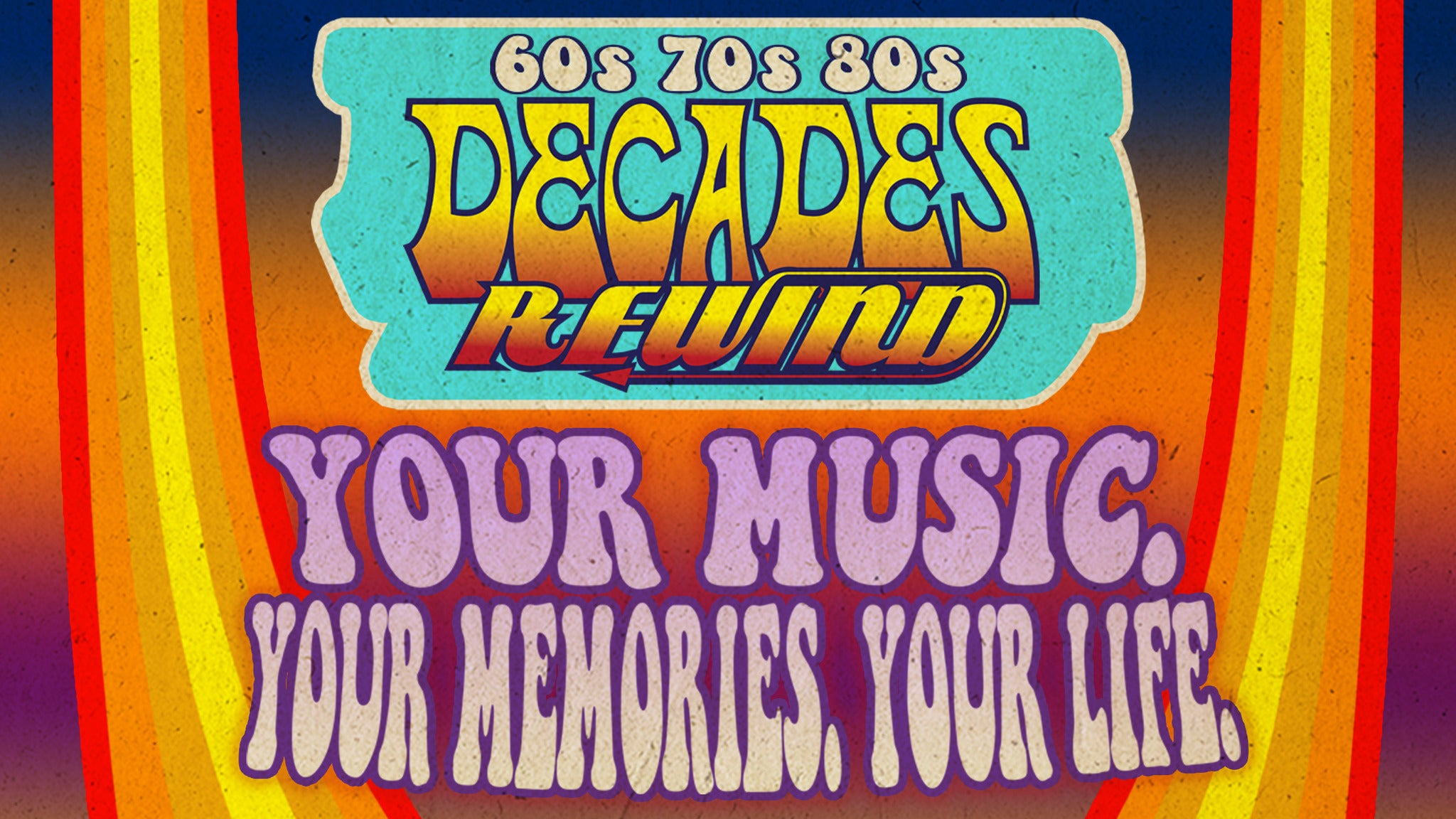 Decades Rewind at Old National Events Plaza