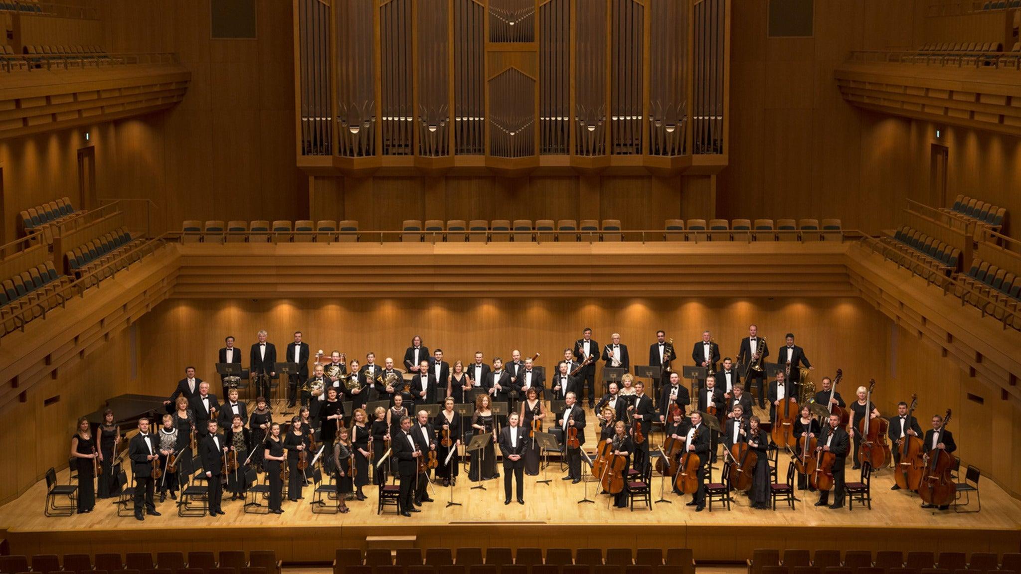 National Symphony Orchestra of Ukraine - Morristown, NJ 07960