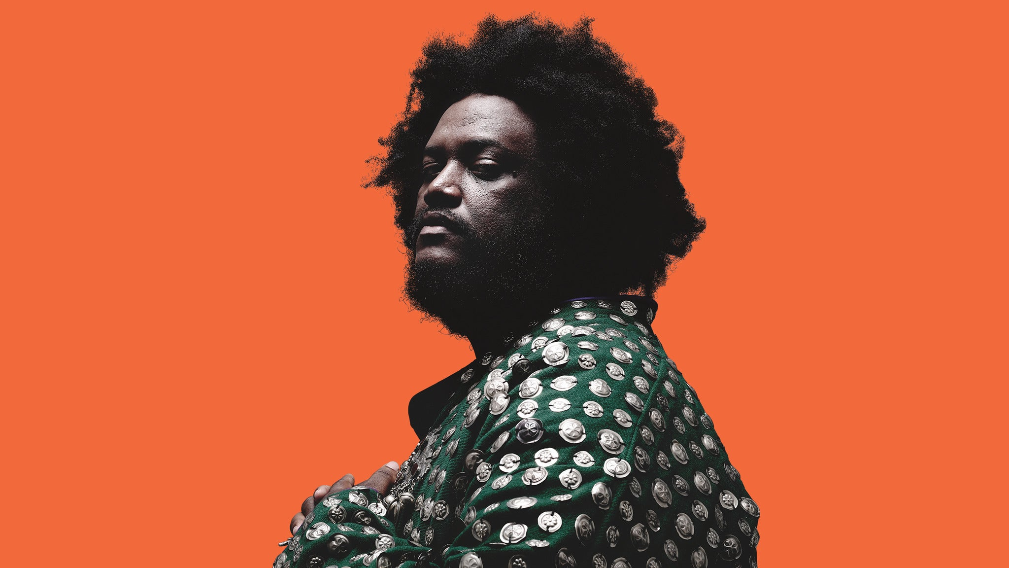 Kamasi Washington at Boulder Theatre
