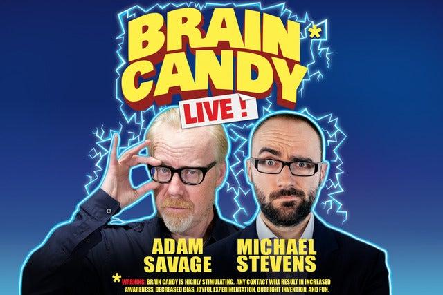 Brain Candy   North Charleston, SC   North Charleston Performing Arts Center   December 10, 2017