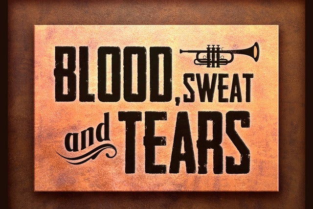 Blood Sweat & Tears at Palace Theatre-Greensburg
